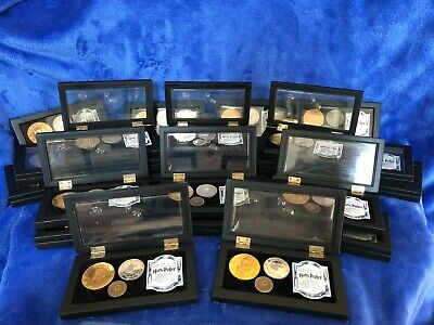 Harry Potter Gringotts Bank Coin Collection 1 set of 3 coins