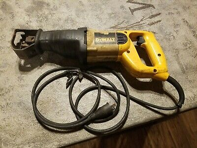 Dewalt Sawzall - Good Working Condition