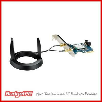 Asus PCE-AC55BT B1 AC1200 WiFi PCIe Card With Bluetooth 4.0 Support, Low Profile