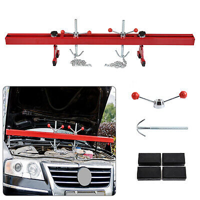 Engine support double beam bar stand motor  traverse lifter gearbox 500kg UK
