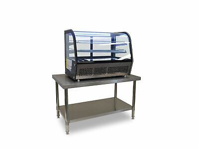 Bonvue 160L Chilled Counter Top 3 Shelf Food Display