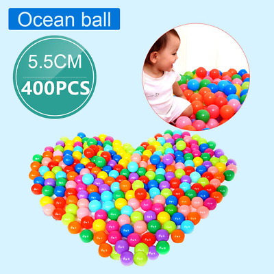 Children Kid Baby Plastic Soft Play Ball for Pop Up Pit Tent Bouncy Castle Pool
