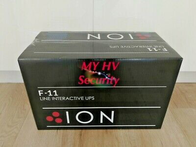 ION UPS Power Supply F11 2200VA Line Interactive Tower 4 x AU Outlets RJ11 Phone