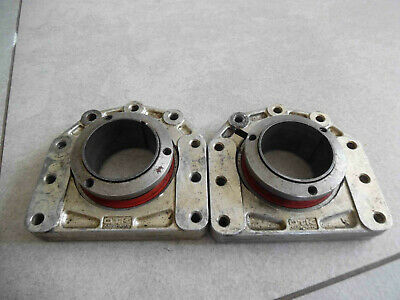 OTK bearing carriers & ceramic bearings fitted / 50mm axle set up / Go kart