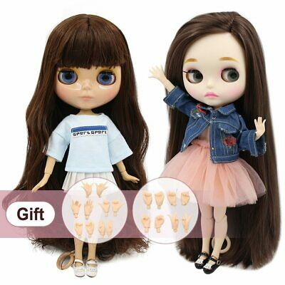 ICY factory blyth doll joint body fashion BJD 30cm 1/6 Nude Factory Dolls toys