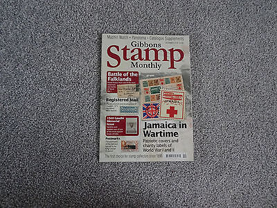 Stamps Gibbons Stamp Monthly  Catalogue December 2014
