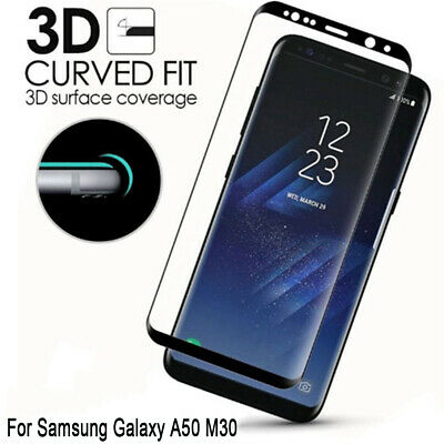 Arc Premium Tempered Glass Film Full Coverage 3D Edge Curved Screen Protector