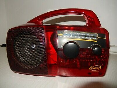 FREEPLAY SELF POWERED Wind Up Radio Music Play Camping Holiday