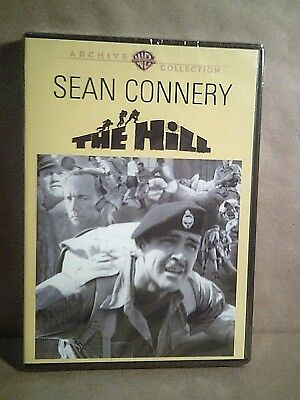 The Hill - Sean Connery - Harry Andrews - Ian Bannen - Reg 1 DVD - New/Sealed