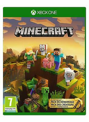 Jeu Minecraft : Master Collection Xbox One - NEUF SOUS BLISTER