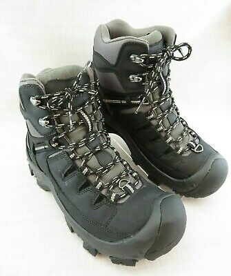 82b9b054806 KEEN HIKING BOOTS Keen Dry Waterproof Brown Men's 8 D Outdoors ...