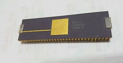 only INTEL Socket 370 5g Gold Plated Pins from CPU Processor for Gold Recovery