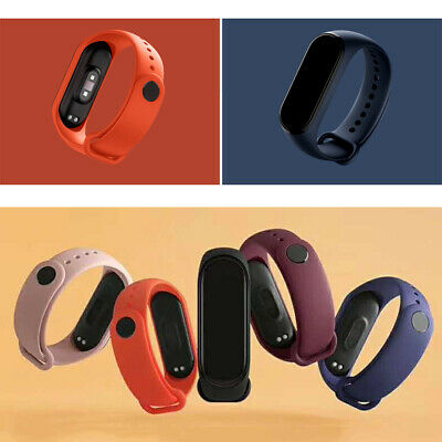For Xiaomi Mi Band 4 Sport Replace Silicone Wrist Watch Band Strap Bracelet