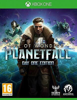 Age of Wonders Planetfall Xbox One [MULTILANGUAGE] +1 Game Bonus