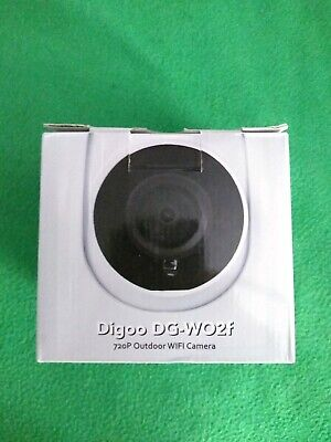 DIGOO 720P CLOUD Storage Outdoor IP66 WiFi PIR Security IP