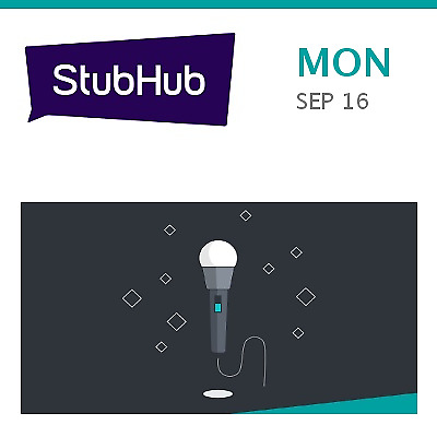 PARKING PASSES ONLY Backstreet Boys Tickets - Hershey