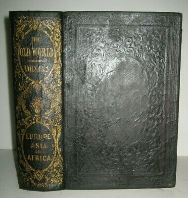 1853 ❤️ Antique Book_Ancient History_World Wars_Religion_Egypt Rome Persia China