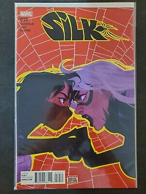 Silk #10 (2016) NM Marvel Comics 1st Print