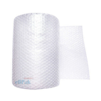 Bubble Cushioning Wrap 500mm x 50M Meter Roll 10mm Bubbles - Sydney Special