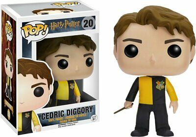 Funko Pop! Harry Potter - Cedric Diggory - Hot Topic Exclusive - Free Shipping!