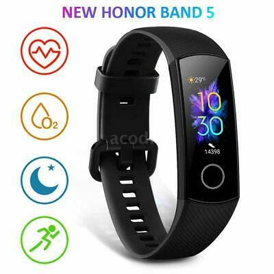 2019 Versión Global Huawei Honor Band 5 Reloj pulsera inteligente Smart Watch BT