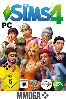 Die Sims 4 Key EA Origin Download Code Hauptspiel [PC][DE] Vollversion*