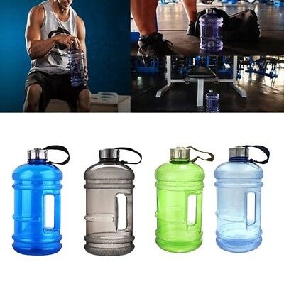 Lots Capacity BPA Free Sport Gym Train Drink Water Bottle Cap Kettle Well-liked