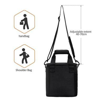 Lunch Bag Portable Insulated Thermal Bento Bag  Sxamall Food Container