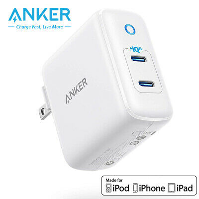 Anker Quick Charge 3.0 Dual USB PowerPort Speed 2 Wall Charger for Galaxy iPhone