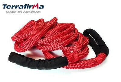 Terrafirma - Kinetic Recovery Rope 22Mm 30Ft 13000Kgs