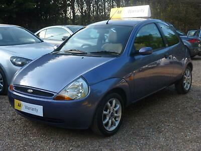 Ford Ka 1.3 Zetec Climate, Alloy Wheels, Air Con, 79,000 Miles Only