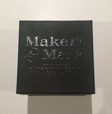 Limited Edition Makers Mark Glass New In Gift Box