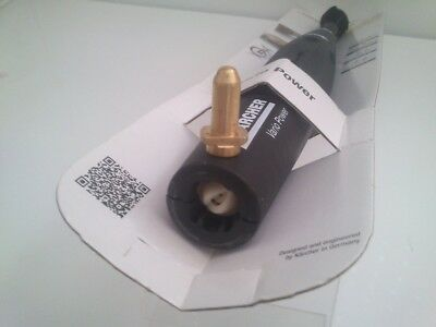 Brass nozzle for the Vario Power jet nozzle. Karcher K5 and K7 series