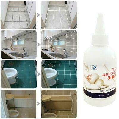 Tile Gap Beauty Grout Epoxy Sealant Aide Repair Seam Filling Reform Wall G Fast