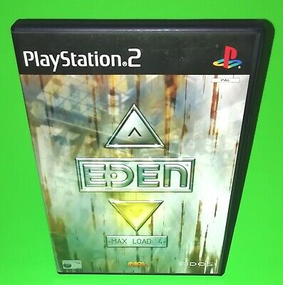 Project Eden PS2 Playstation 2 Sony Video Game Core Eidos Action Adventure Retro