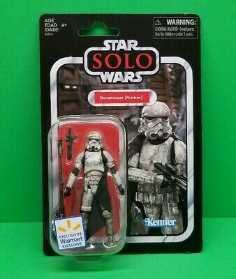 """Star Wars """"The Vintage Collection"""" Solo Stormtrooper Mimban VC123 Walmart Exclus"""