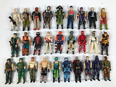 GI JOE ARAH COBRA LOT LOOSE ACTION FIGURE A CHOISIR / TO CHOOSE 80' HASBRO (b)