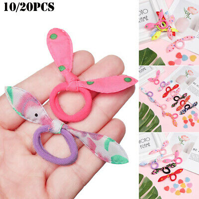 Ponytail Holder Gift Rubber Band Elastic Hair Bands Women Hairband Hair Ropes