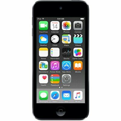 "Apple iPod Touch 16GB 4"" Retina Display - Space Gray 5th Generation"