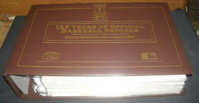 Willabee & Ward - Cooperstown Collection 125 Years Of Baseball Patches Set (40)