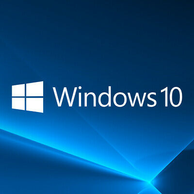 WINDOWS 10 Home / PROFESSIONAL  32/64 BIT ISO DIGITAL DOWNLOAD (NO PRODUCT KEY)