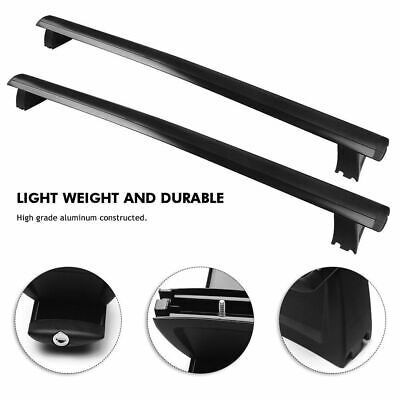 Grand Cherokee Roof Rack Cross Rails Bars Luggage Carrier For 2011-2017 JEEP CA