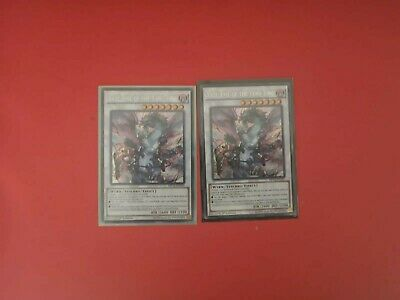 1x Yu-Gi-Oh! Yazi, Evil of The Yang Zing - Secret Rare MP15 NM