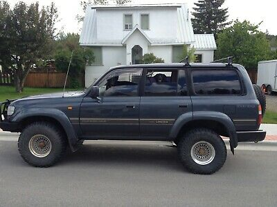 1991 Toyota Land Cruiser VX-Limited HDJ81 4.2L Turbo Diesel 1991 Toyota Land Cruiser VX-Limited HDJ81 4.2L Turbo Diesel