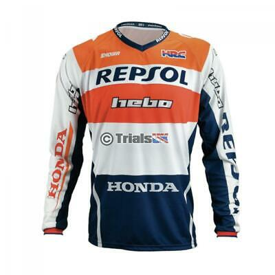 Hebo 2020 Official Repsol Honda Montesa Trials Riding Shirt