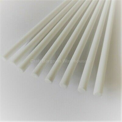 "8 x 8"" CAKE DOWELS Dowel Rods Support Tiered Cakes Wedding Sugarcraft"