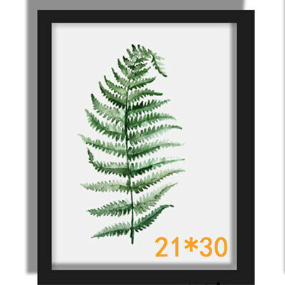 Modern Green Plants Canvas Print Painting Home Decor Wall Art Poster/Picture New