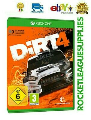 Dirt 4 FULL GAME Car Download Code DLC for Xbox One (Worldwide)