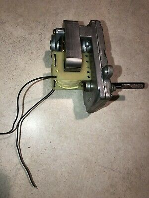 Ronco Showtime Compact Rotisserie Model 3000 Motor