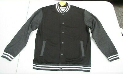 Gymboree Galactic Forest Boys Black Jacket Size 14 NWT
